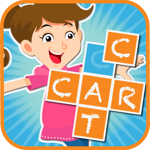 Kids Crosswords app icon
