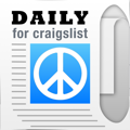 Daily, an app for craigslist for iPhone - Shopping, Cars, Dating, Jobs + Other Mobile Classifieds