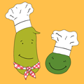 Cooking Fun For Kids: Healthy Playful Recipes, Food Games, and Videos for Kids in the Kitchen by Bean Sprouts logo